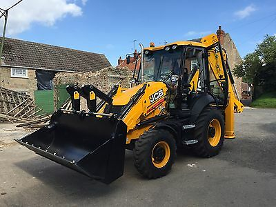 Jcb 3Cx Hire With Operator, Digger, Excavator Hire, (Midlands)
