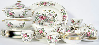 Wedgwood Cathay Dinner And Tea Service