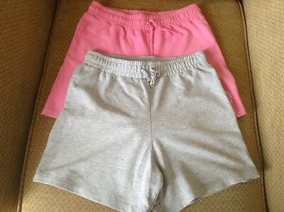 girls 2x top model shorts age 14