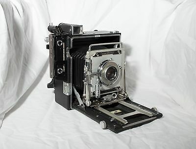 Crown Graphic 4 X 5 Film Camera, Excellent?