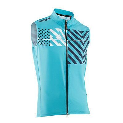 Joker Cycling Gilet Teal
