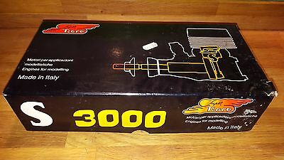 Super Tigre S 3000 Engine for RC Aircraft with free accessories