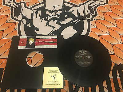 Things To Come Records – TTC-002  The Horrorist – One Night In N.Y.C.