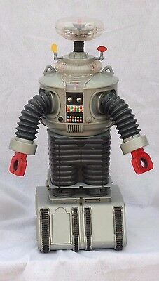 """Vintage B-9 Lost in Space Robot 24"""" tall! 1998"""