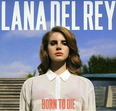 Born To Die: Deluxe Edition - Lana Del Rey (2012, CD NUEVO)