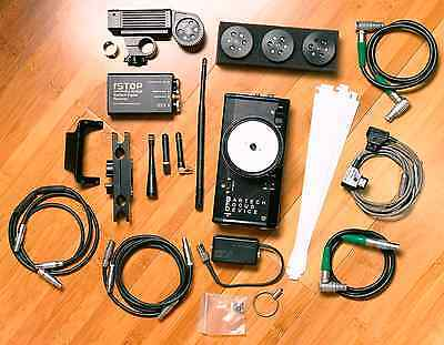 Bartech Digital Wireless Follow Focus Kit COMPLETE + Extras - Heden M26VE Motor