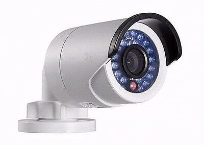 2MP 1080P IR Network IP Bullet Camera PoE and DC12V ONVIF Hikvision compatible