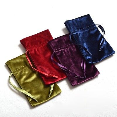1pc Drawstring Pouch for Cards Trinkets  Tarot Pouch Bag Gifts Dice Wicca Props
