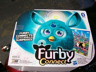 """"""" NEW """" Teal Furby Connect"""