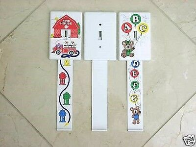 Light Switch Extender, Child Safety - for Boys & Girls   *** Package of 4  ***