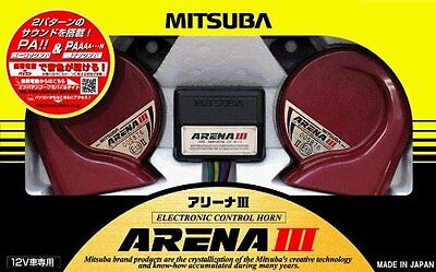 NEW MITSUBA Arena III horn Horn Part Number MBW-2E23R from Japan