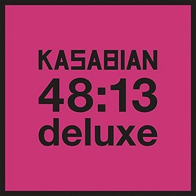 48:13: Deluxe - Kasabian (2014, CD NUOVO)