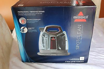 BISSELL SpotClean Portable Carpet Cleaner Model 5207 - Brand New