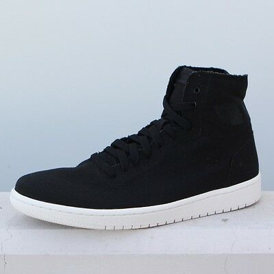 4bbbf60ba90 867338-010 Jordan Men AIR JORDAN 1 RETRO HIGH DECONSTRUCTED Black Sail