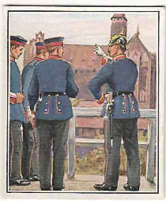 REGIMENT INFANTRY RECRUITMENT RECRUTEMENT N°152 PRUSSIA REICHSHEER WWI IMAGE 30s