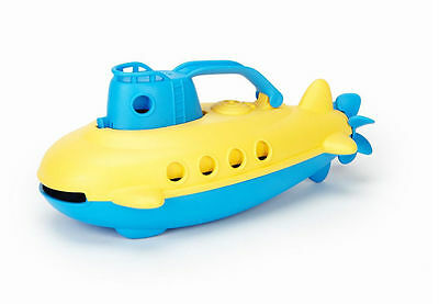 Yellow Cabin Submarine by Green Toys