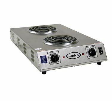 Cadco CDR-1TFB Portable Hot Plate