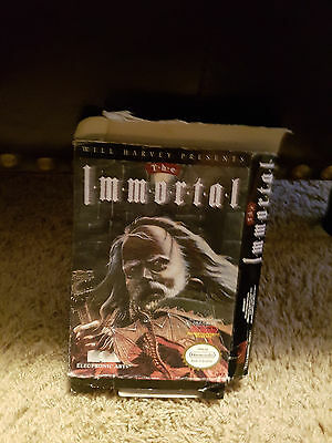 """Nintendo NES The Immortal Box Only """"NO GAME"""" Nes"""