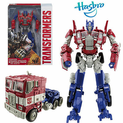 HASBRO TRANSFORMERS VOYAGER EVASION MODE OPTIMUS PRIME ACTION FIGUR Spielzeug