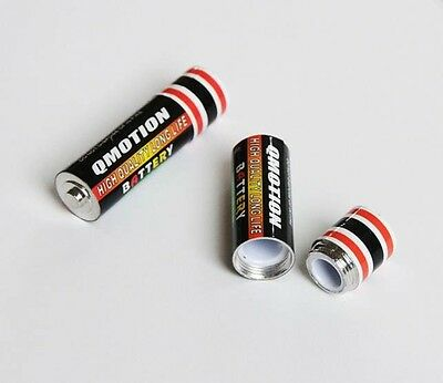 AA Battery Secret Stash Hide Store Conceal Hidden Compartment Container Pill Box