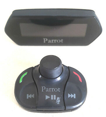 Parrot MKi9100 Remote Control + LCD Screen Bluetooth Handsfree Car Display Part
