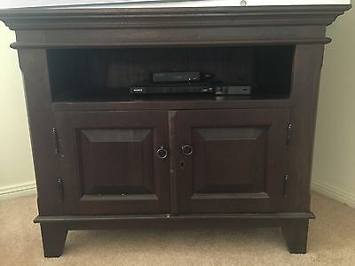 Solid Tv Unit, Coffee Table and Console/hallway Table