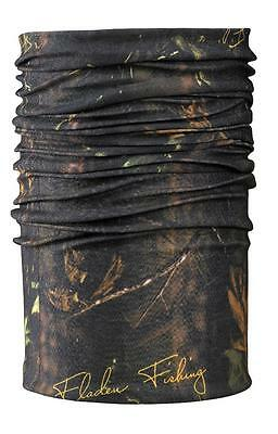 Fladen Camo Multi scarf tube Neck Warmer snood for warm fishing shooting walking