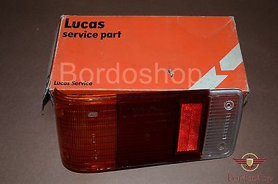 Genuine Brandnew Ford Escort Mk2 Butlers Tail Light Lens Left Side 75AG 13445 BB