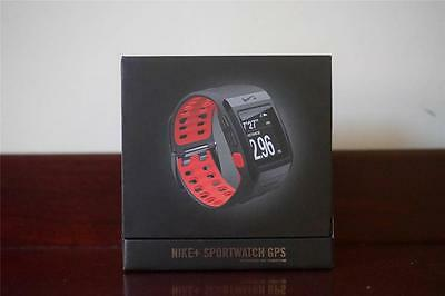 GENUINE Nike+ Sport Watch GPS Powered by TomTom with Foot Sensor RP $250 Bargain