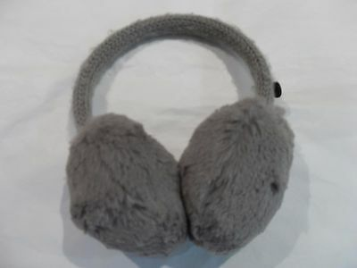 FAT FACE Taupe/Grey Ear Muffs