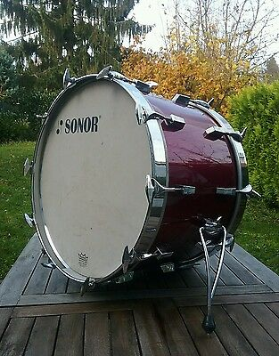 """SONOR PHONIC bass drum 22x14"""""""