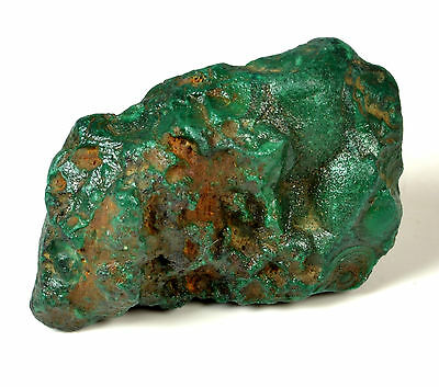 162.10 Ct. MGL Certified Rough Shape Natural Malachite Loose Gemstone GN - 2177