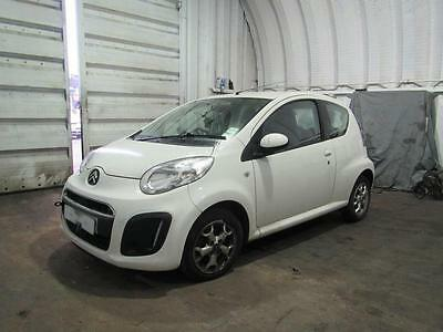 2014 Citroen C1 Edition Salvage Category D 052959