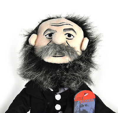 Karl Marx -  Little Thinkers Doll