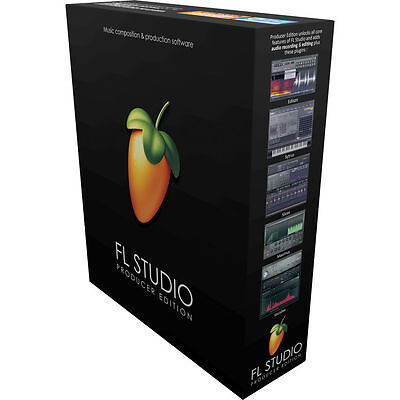 Image-Line FL Studio 12 Producer Edition Music Software