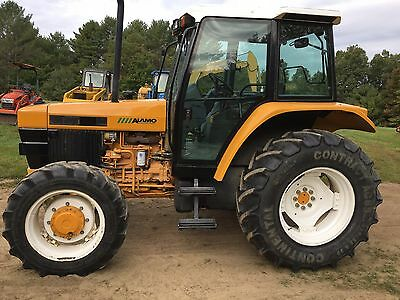 New Holland 6640 tractor with cab , 4wd , clean, in Vermont