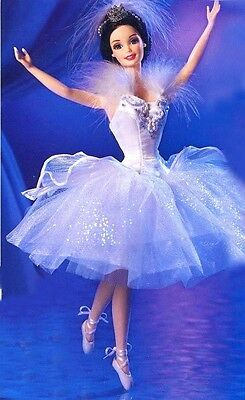 Barbie® Doll as the Swan Queen in Swan Lake - Collector Edition