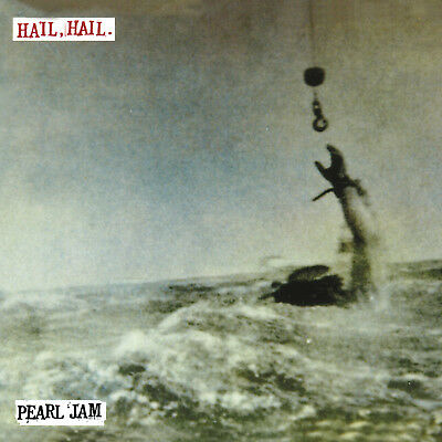 Pearl Jam - Hail Hail b/w Black, Red, Yellow (7 Inch Vinyl Single)
