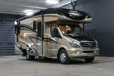 2017 Jayco Melbourne 24L Mercedes Chassis Class C Motorhome RV Sale Priced