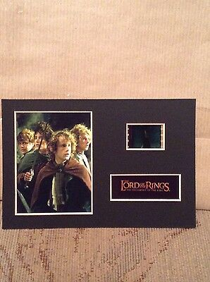 Lord of the rings 6x4 film cell display