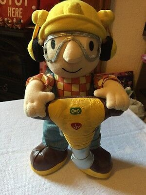Talking And Moving Bob The Builder
