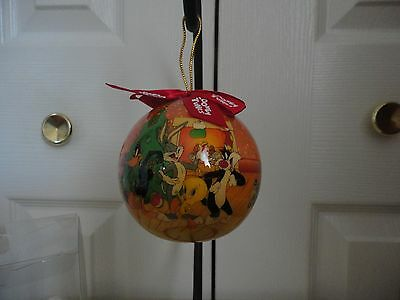 "Vintage Looney Tunes"" Sylvester, Bugs Bunny, Daffy Duck And Tweety Bird Ornament"