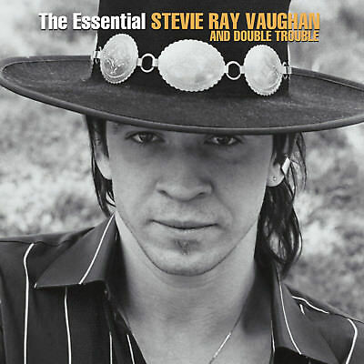 Stevie Ray & Double Trouble Vaughan - The Essential... (Vinyl LP)