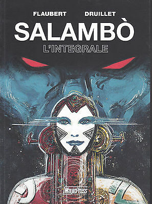 SALAMBO' ed. INTEGRALE di DRUILLET- Ed.Magic Press NUOVO sconto 20%