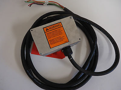 LIMIT SWITCH GEARED NEMA 4/12 Yale Crane