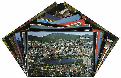 10off Postcards of Norway (P150)
