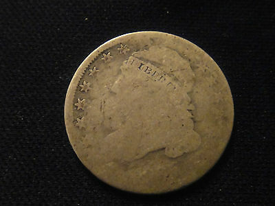 No Date Bust Dime