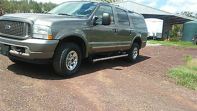 2004 Ford Excursion Limited Ford Excursion