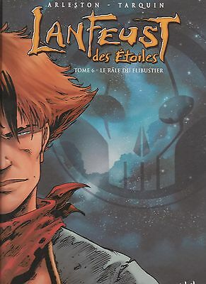 BD LANFEUST DES ETOILES tome 6 COLLECTOR CONVENTION TROY 2006 Tirage presse