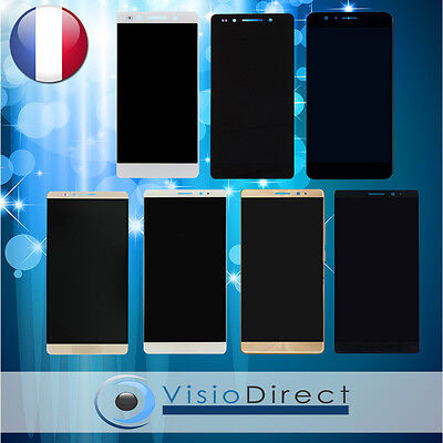 Écran complet pour Huawei honor 7 honor 8 Huawei Mate 7 Mate 8 blanc noir or